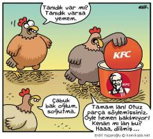 KFC by astuareg