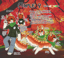 Maple by Reluctant-Heroes