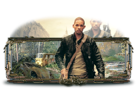 I am Legend signature by Luciano246BR