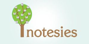 Notesies - Logo by littleboxofideas