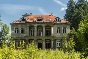 Abandoned Villa 1 by bhorwat