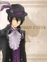 Hibari Kyoya- English by Yuzuki-sama94