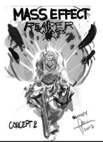 MASS EFFECT: REAPER WARS concep 2 by ShantyPAPER