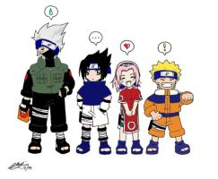 Team 7 - chibified by IIclipse