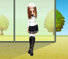 School Girl Look dress up by Brandee-Ssj-Doll