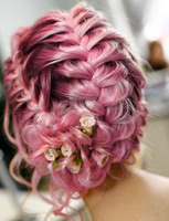 The Bride Hair (Aunty Angel) Braid by sexypaige100