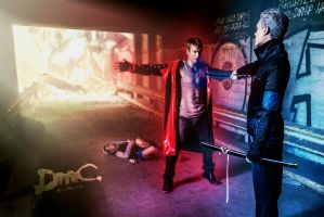 Dead End - DmC Cosplay by Leon Chiro Cosplay Art by LeonChiroCosplayArt