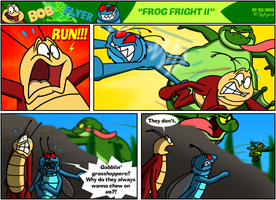 B'n'F - Frog Fright II by BluebottleFlyer