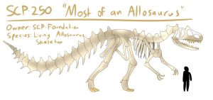 Most of an Allosaurus (Redacted) by TipsyRa1d3n