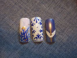 nail art 3 by punxgirl