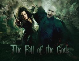 The Fall of the Gods by ShirleyWoodruff