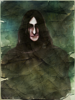 One more snape by Patilda