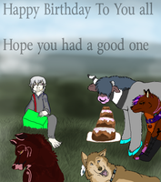 Happy Birthday May by DEAFHPN