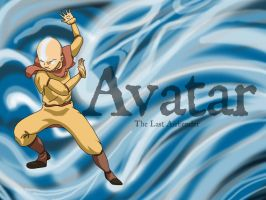 Aang Background by Kaimingdabimuyu