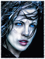 Kate Beckinsale - Underworld by kruemel-sangerhausen