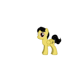 this is me as a pony by nicoflare
