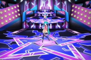 {MMD} PDF 2nd Freely Tomorrow Stage {DL} by HarukaSakurai