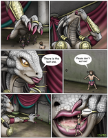 The Lost Golden Staff of The Dragon Queen 13-80 by DragonessLife