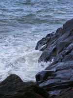 Sea Water Splashes 29 by Gracies-Stock