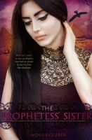Fake book cover: The Prophetess' Sister by TheSearchingEyes