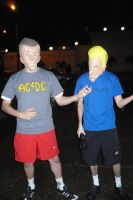 Beavis and Butthead do Cosplay by JonathanBN