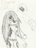 Charlie the cloth doll~ by Xxxunlucky1313xxx