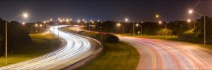 I-275 Long Exposure Pano by Somewhere1Belong