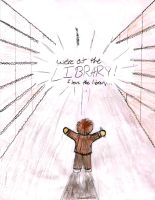 the doctor loves the library by geniuspickle1321