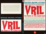 VRIL book cover by leothefox
