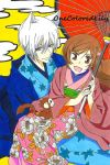 Tomoe and Nanami (1) by OneColoredLily