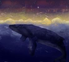Whale by JulianaRoad7