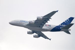 A380 MAKS 2011 Airshow by bookazoid