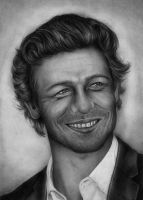 Simon Baker by RoyallyCrimson