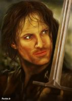 Aragorn by STAT1C-X
