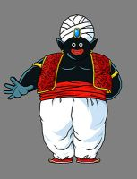 Mr. Popo by dbzataricommunity