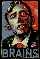 ZOMBAMA RETURNS by pop-monkey