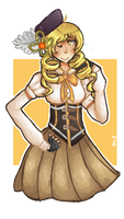 Mami Tomoe by tamad0ge