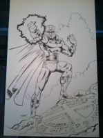 Magneto commission by WestStudio3