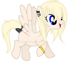 Layla Vector New OC by Nutellcake