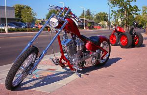 Unchained With Trike by StallionDesigns
