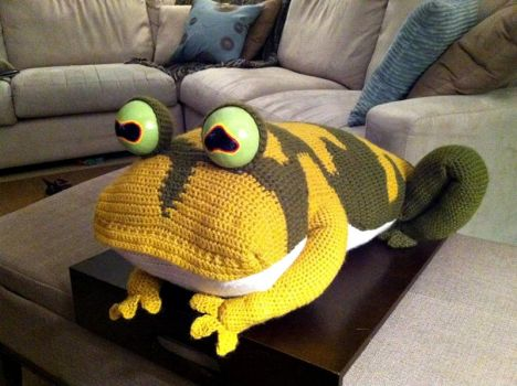 Hypnotoad Angle by smapte