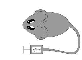 Clickers The Mouse by NoxSatuKeir