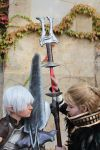 Dragon Age II -Face Off by Michiaki