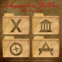 The Alexandria Folder by igabapple