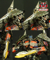 TF ROTF POWERUP PRIME CUSTOM25 by wongjoe82