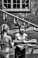 A hot day at school #1 interverence by Hundmang