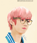 Luhan by PandaPockies