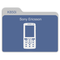 K850i Yosemite Folder by janosch500