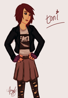 Toni by Marlin-Rae