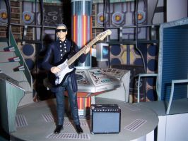 Rock on, Doctor! by MisterBill82